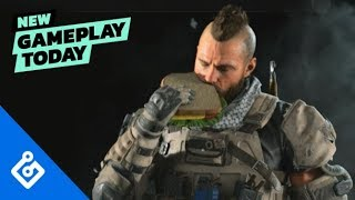 New Gameplay Today – Call Of Duty: Black Ops 4