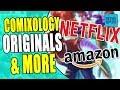 The Future Of Comics: Will Amazon And Netflix Change Comics Forever? (Comixology Originals)