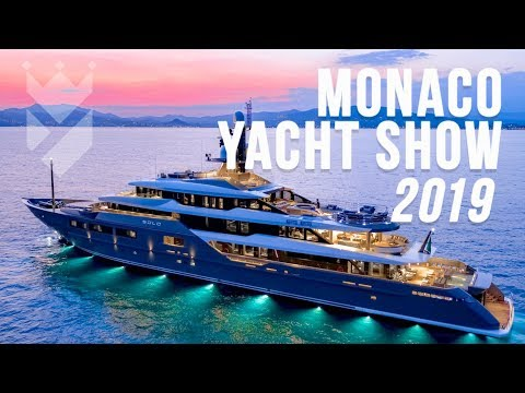 DON'T MISS THESE FIVE YACHTS AT THE MONACO YACHT SHOW 2019
