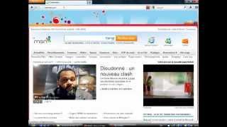 Supprimer votre compte MSN Messenger