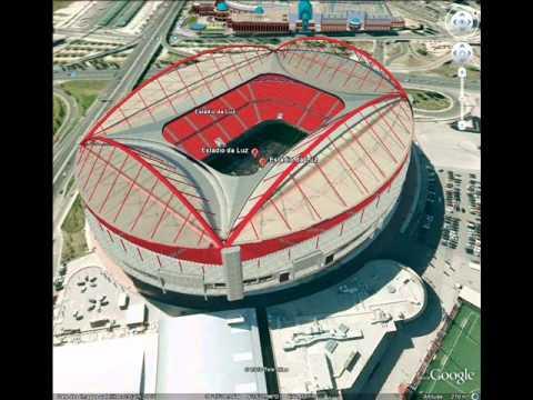 Grands stades de foot du monde youtube - Le plus beau homme au monde ...