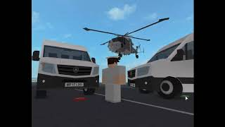 Roblox | Royal navy Deployment Training loading cargo.
