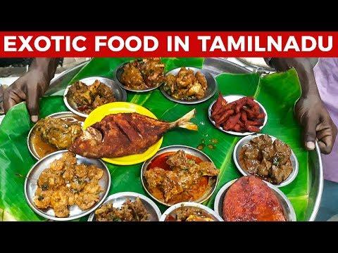 Rarest Non-Veg Dishes of Tamil Nadu