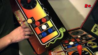 Mortal Kombat Klassic Arcade Stick and MK Arcade Collection Review by Retroware TV