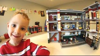 Baixar Father & Son GET BEST LEGO EVER! Ghostbusters Firehouse!