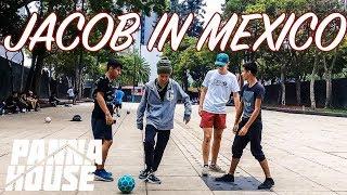 Jacob Corneliusen Street Soccer Skills in Mexico