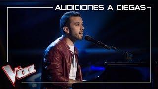 Sergio-Jiménez-canta-Lluvia-en-el-cristal-Audiciones-a-ciegas-La-Voz-Antena-3-2019