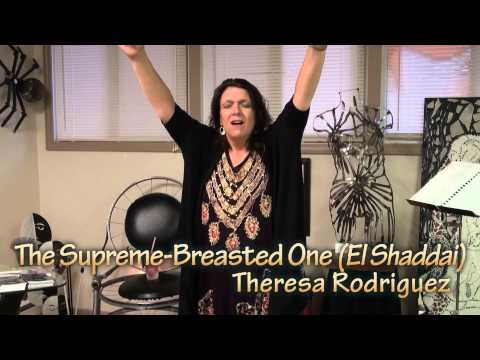 "Theresa Rodriguez reads ""The Supreme-Breasted One (El Shaddai)"""