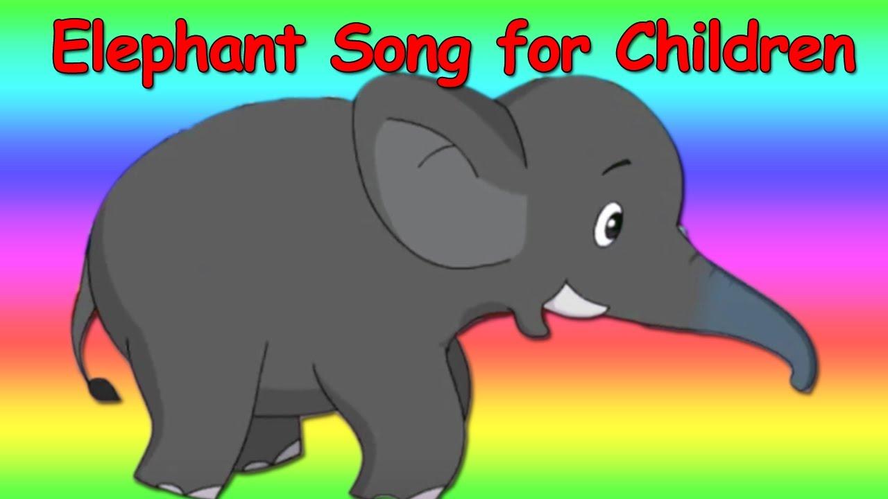 388b9408f Elephant Steps Circus Song by Patty Shukla Lyrics Version - YouTube