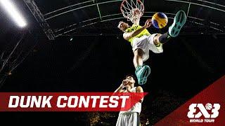 Kilganon & Guevarra touching the Sky - Iris Dunk Contest - Utsunomiya - 2016 FIBA 3x3 World Tour