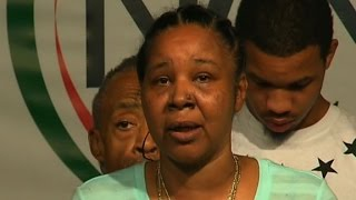 Garner family: The fight will continue