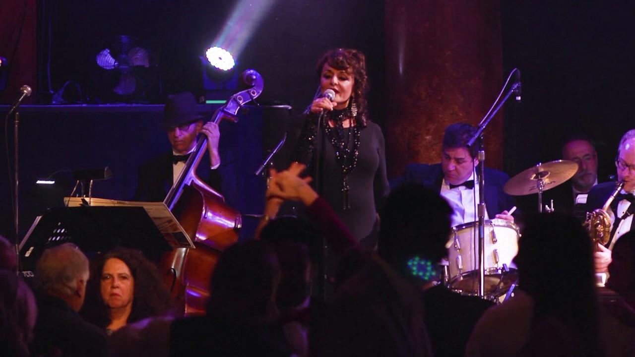 Black Olive Jazz with female vocalist Kay Kostopoulos
