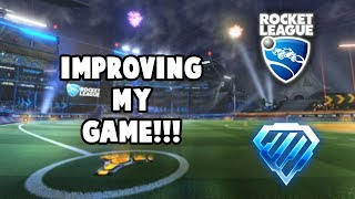 IMPROVING!!! | Rocket League PC | !BANGERBUCKS & !FLIPCOIN