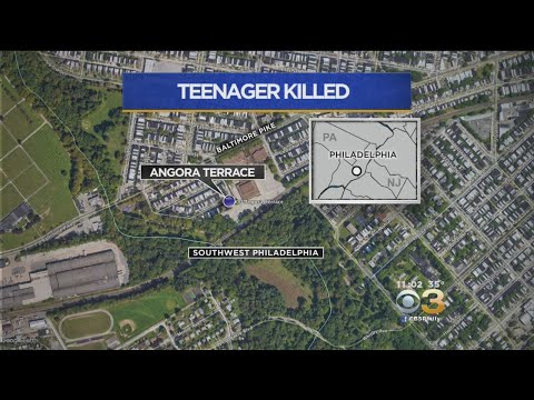 18-Year-Old Man Killed In Southwest Philly
