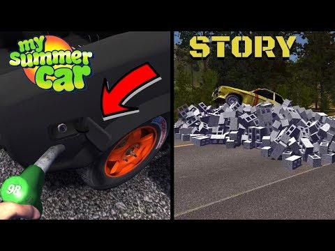 Видео Survival автомобиль mod 7 8