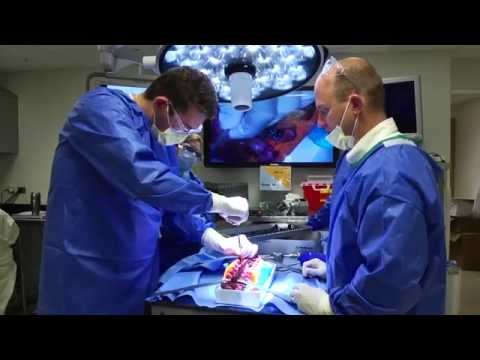 Simulation Training for Future Pediatric Orthopedic Surgeons - Akron Children's Hospital video