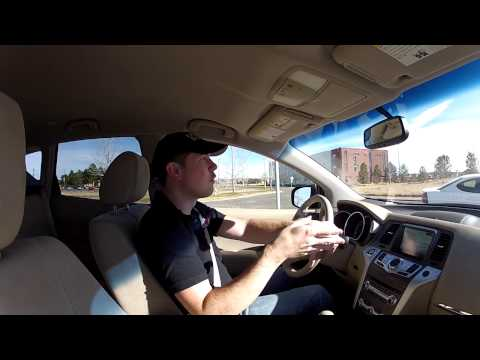 Real Videos: 2013 Nissan Murano SV All-Wheel Drive Review