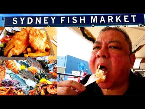 Sydney Fish Market 2019 | Sydney Food,  Sydney Vlog,  Sydney Fish Market Food,  Living In Sydney