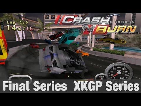 Crash 'N' Burn XKGP Series Final Series