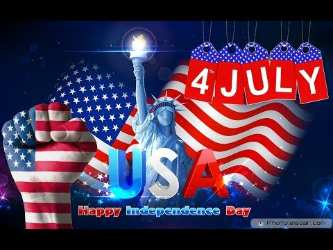🔴 HAPPY 4TH OF JULY INDEPENDENCE DAY 2017 🔵 4TH OF JULY MUSIC 🔴 CELEBRATION FIREWORKS & SONGS