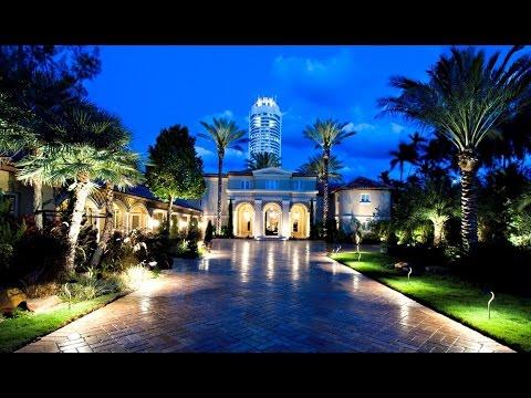 Miami landscape lighting design youtube miami landscape lighting design aloadofball Gallery