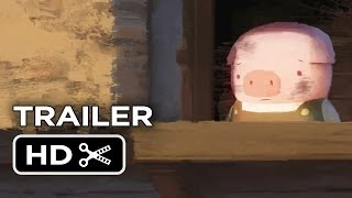 The Dam Keeper Official Trailer 1 (2014) - Animated Short HD
