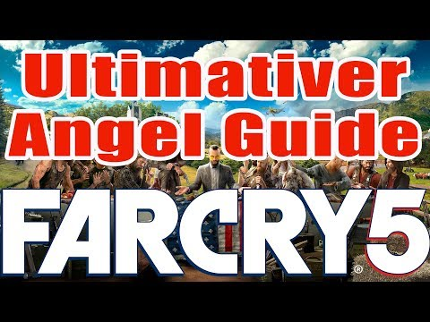 Far Cry 5 - Ultimativer Angel Guide - Meisterangler Von Hope County - Trophy/Achievement Guide