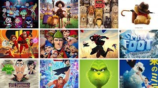 BEST & WORST Animated Movies 2018 - Coog Cinema Reviews