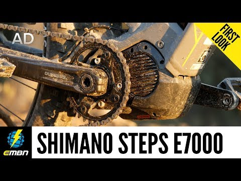 Shimano STEPS E7000 Motor System | EMBN First Look - YouTube