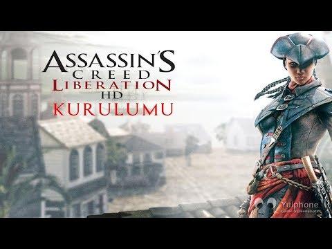 Прохождение игры Assassin's Creed Liberation: СМЕРТЬ ГУБЕРНАТОРА