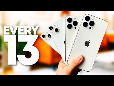 Meet the iPhone 13!