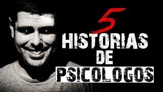 5 Historias contadas por Psicólogos │ MundoCreepy │ NightCrawler (con La Dama de Blanco)