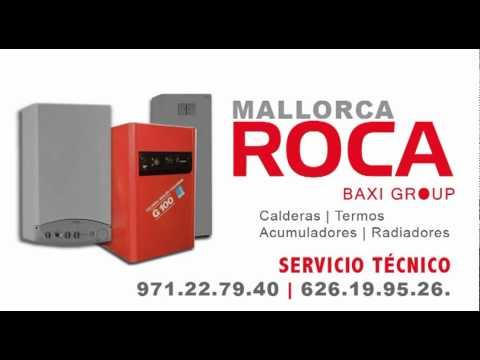 Servicio t cnico roca mallorca instaladores de calderas for Servicio tecnico roca palma de mallorca