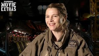Alien: Covenant | On-set visit with Amy Seimetz 'Faris'