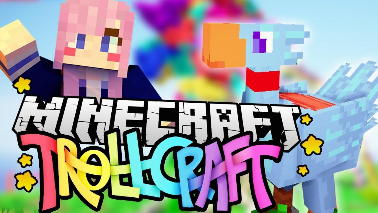 Chocobo Garden   Minecraft TrollCraft   Ep  7