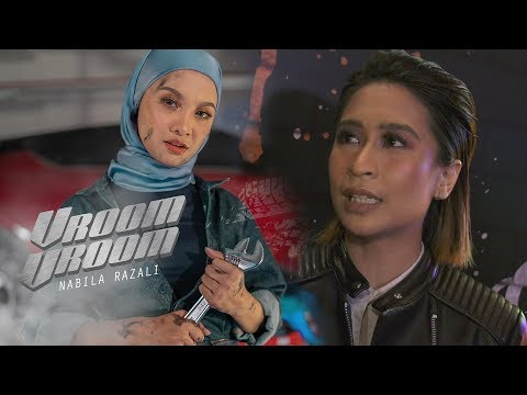 Peminat tonton MV 'Vroom Vroom' sebab Ara Johari, bukan Nabila Razali