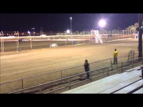 Imperial Valley Speedway Dwarf Main Event 11-16-13