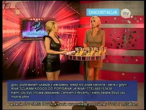 Teresa Werner, Janusz i Dominika Żyłka - Discostacja - codziennie 17 00 w ITV