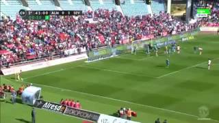 Video Gol Pertandingan Almeria vs Sevilla