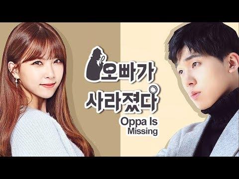 (SUB INDO) Drama OPPA IS MISSING Full Episode 1-6