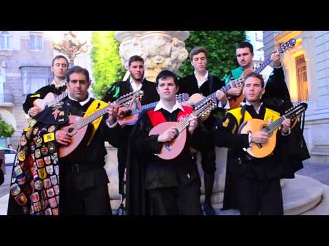 I hit the streets of Seville with La Tuna Musicians // Spain