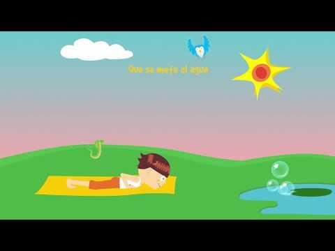 Saludo al Sol Cantado - Minipadmini (Yoga para niñas y niños)