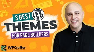 3 Best WordPress Themes For Any Page Builder ???? Elementor ???? Beaver Builder ???? Divi 3