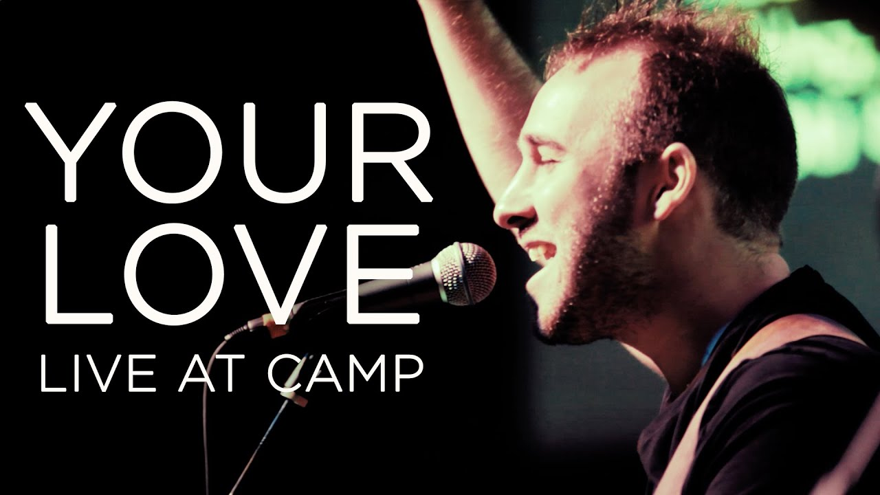 Your Love is Amazing | Kyle Thurman | Official LIVE Music Video