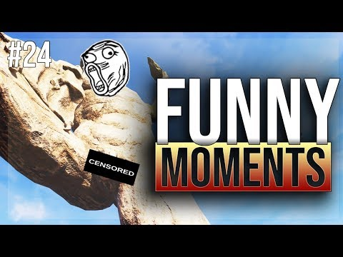 ASSASSINS CREED ODYSSEY - funny twitch moments ep. 24 thumbnail