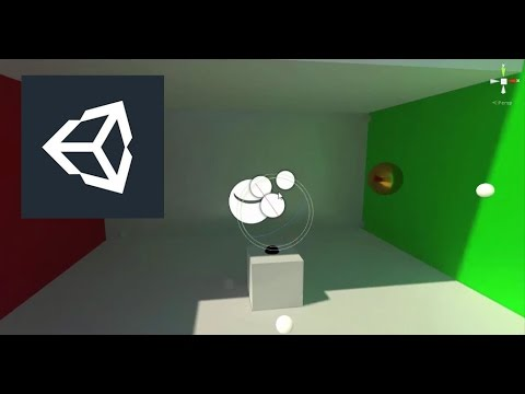 Introduction to Unity 5 Lighting workshop - Part 1