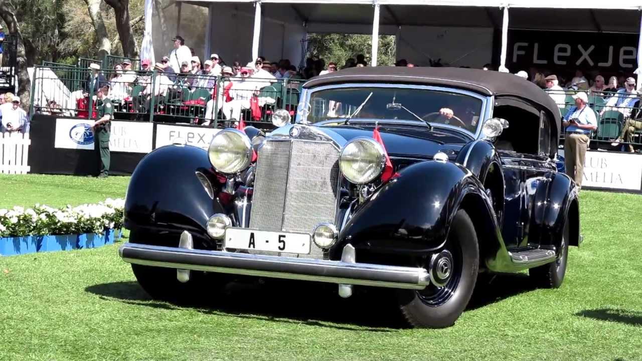 Mercedes Grosser For Sale >> 1940 Mercedes-Benz 770K - YouTube