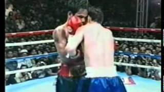 24-year-old Manny Pacquiao vs. Serikzhan Yeshmagambetov - Part II