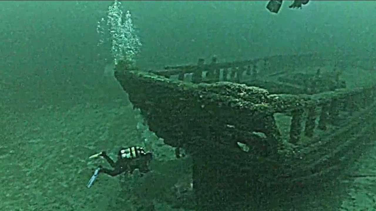 Unearthing the scary stories locked beneath the waters of Lake Michigan