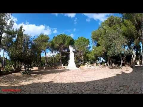 Prophet Elijah - Mt. Carmel, Haifa, Israel
